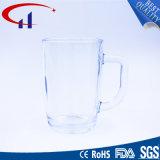 taza de cristal del agua del nuevo estilo 320ml con la maneta (CHM8166)
