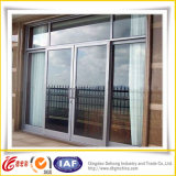 Flügelfenster-Fenster des Qualitäts-Großhandelsaluminium-/U-PVC