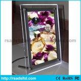 Contenitore chiaro di Tabella di cristallo acrilica della decorazione