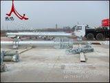 Tour unipolaire et tubulaire de transport d'énergie d'approvisionnement