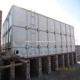 (Glasvezel versterkt plastiek) de Rechthoekige Bovengrondse Container van de Tank van het Water GRP