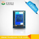 Visualización LCD TFT de 3.2 pulgadas con el panel de tacto