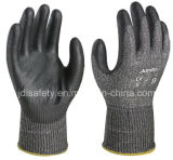 ANSI Cut 4 Work Glove with PU Dipping (ND8098)