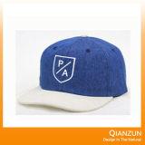 SGS 100%のアクリルの縁によって刺繍される急な回復の帽子