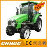 Trattori agricoli del trattore agricolo 55HP 4WD di Disel del trattore della rotella