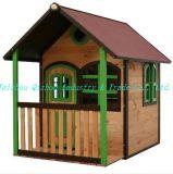Chambre de poulet en bois (QZC1008)