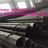 Lsaws Weld Steel Pipe con Shouldered Extremo para Tunnel Project