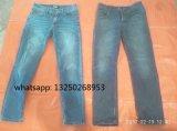 Тюкует сбывание первоначально одежд руки кальсон вторых джинсыов людей 100kg горячее в UK рынке