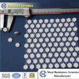 Allumina Ceramic Hex Tile Pasted in Net/Nylon come Wear Resisatnt Liner