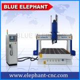 1530 판매를 위한 4개의 축선 CNC 대패, 4 축선 목제 CNC 대패