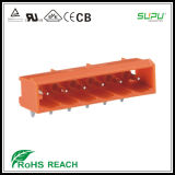450 458 blocchetti terminali dello zoccolo delle intestazioni con diritto/hanno inclinato il Pin (lunghezza 3.8mm di Pin 1.2* 1.2mm, di Pin della saldatura,)
