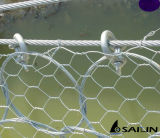 ISO로 검술을%s Sailin 접속점 철망사