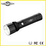 Langfristige Taschenlampe der Samsung-LED 450 Lumen-8W der Zeit-LED (NK-2663)