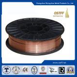 中国の製造の溶接ワイヤ1.2mm/Aws 5.18 Er70s-6
