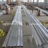 безшовная нержавеющая квадратная стальная пробка 316L