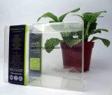 transparante plastic PP/PVC/PET afgedrukte doos (duidelijke verpakkende dozen)