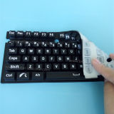 Изготовленный на заказ клавиатура покрывает кожу клавиатуры силикона