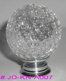 Botão de cristal do gabinete do golfe (JD-KN-A007)