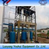 Используемое оборудование регенерации автотракторного масла (YHM-30)