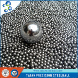 Esfera de aço da alta qualidade no material inoxidável
