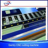 Плазма CNC Gantry здания и машина кислородной резки скашивая для листа/плиты нержавеющей стали