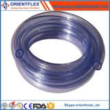 Tuyau flexible en PVC transparent transparent