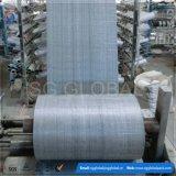 Tissu tissé tubulaire bon marché direct de chemise de l'usine pp