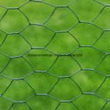 Гальванизированное шестиугольное плетение провода мимо сделанное в Китае