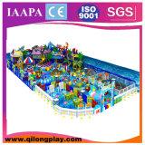 Campo de jogos macio interno da zona do miúdo (QL--037)