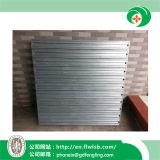 Pallet di alluminio personalizzato per trasporto con approvazione del Ce