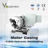 Motor que encaixota o dispositivo elétrico hidráulico de Workholding com Dmg 650V