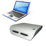 3D Option USB Box Ultrasound Scanner voor PC