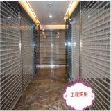 Rolo de cristal do indicador transparente de China acima dos fornecedores da manufatura da porta (HF-1000)