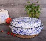 Aplicación de cocina de /Kitchenware/ del Cookware de /Enamel del asador del esmalte de Sunboat
