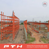 ISO에 의하여 증명서를 주는 강철 구조물 Prefabricated 건물