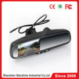 Вид сзади Mirror Monitor Car 4.3 дюймов с Auto Dimming Function и High Brightness Reflection Glasses