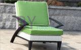 Sofá ao ar livre do Rattan do jardim do balcão creativo americano do hotel