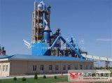 800ton por o equipamento do cimento do processo seco do dia/planta novos do cimento