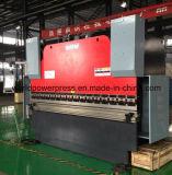 Freno hidráulico chino de la prensa del CNC