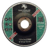 Los discos de corte T42 para Inox 100X3X22.23
