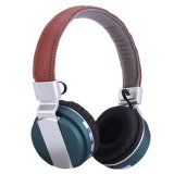 Receptor de cabeza sin hilos de Bluetooth del auricular estéreo plegable del diseño de la manera