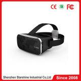 Terzi vetri di realtà virtuale 3D della casella 3.0 della generazione 3D Vr del Portable per il video blu della pellicola