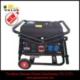 5kVA Portable Electric Start 세륨 Gasoline Generator
