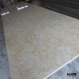 Strato artificiale del marmo PMMA di struttura della natura di Kingkonree