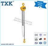 10ton Chain Block (Manual 체인 호이스트) 세륨 GS에 500kg