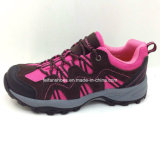 Ботинки спорта самого последнего способа Unisex Hiking ботинки взбираясь тапка ботинок (ws16126-10)