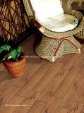 azulejo de suelo de madera del grano de la inyección de tinta 3D 150*600 Rda16024