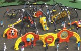 Kaiqi Group Kids Outdoor Climbing Series with Slide CE En1176