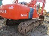 Escavatore utilizzato /Hitachi Zx35 Zx50 Zx55 Zx70 Ex60-5 Ex75 della Hitachi Zx55