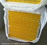 Облегченная панель сандвича шерстей утеса термоизоляции
